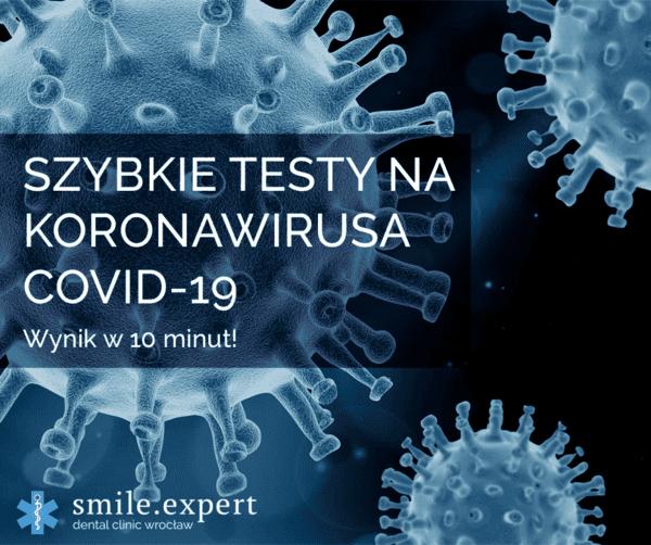 szybki test na koronawirusa wrocław