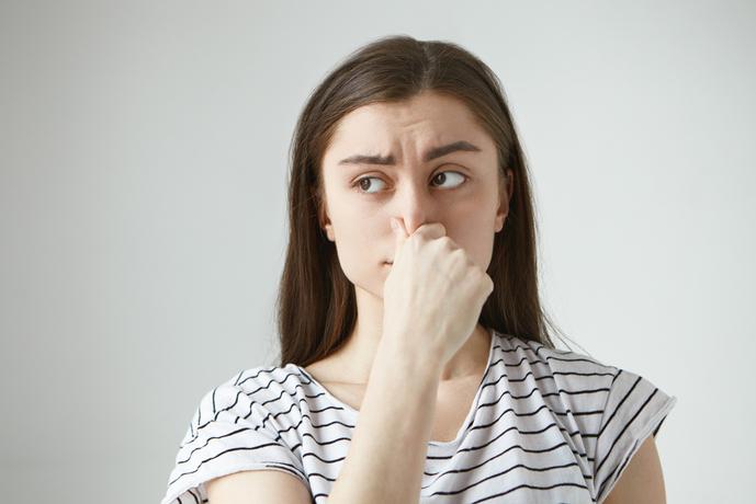 halitoza brzydki zapach