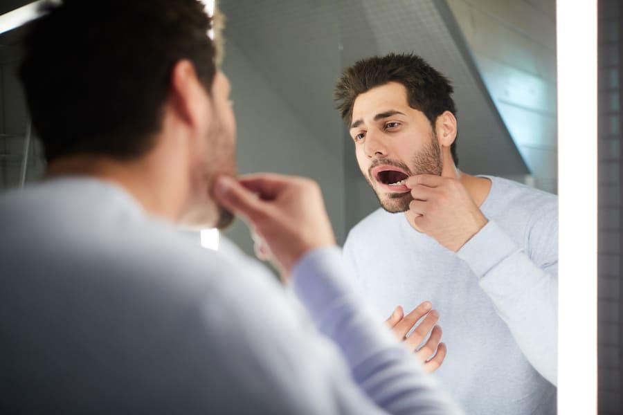 Powikłania po ekstrakcji zęba