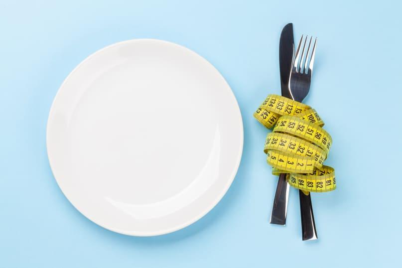 zaburzenia odżywiania drakońska dieta